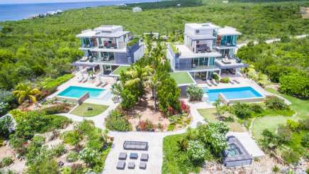 Anguilla Tennis Villa Ani - Estate