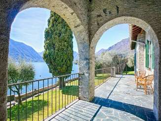 The view from Villa BRV CIR (Cira) at Lake Como, Italy, Family-Friendly, No Pool, 3 Bedroom, 2 Bathroom, WiFi, WIMCO Villas