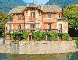 Exterior of Villa BRV CMA (Cima) at Lake Como, Italy, Family-Friendly, Pool, 4 Bedroom, 4 Bathroom, WiFi, WIMCO Villas