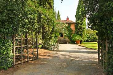 Exterior of Villa SAL LUP (Il Lupinaio) at Tuscany/Maremma Coast, Italy, Family-Friendly, Pool, 4 Bedroom, 4 Bathroom, WiFi, WIMCO Villas