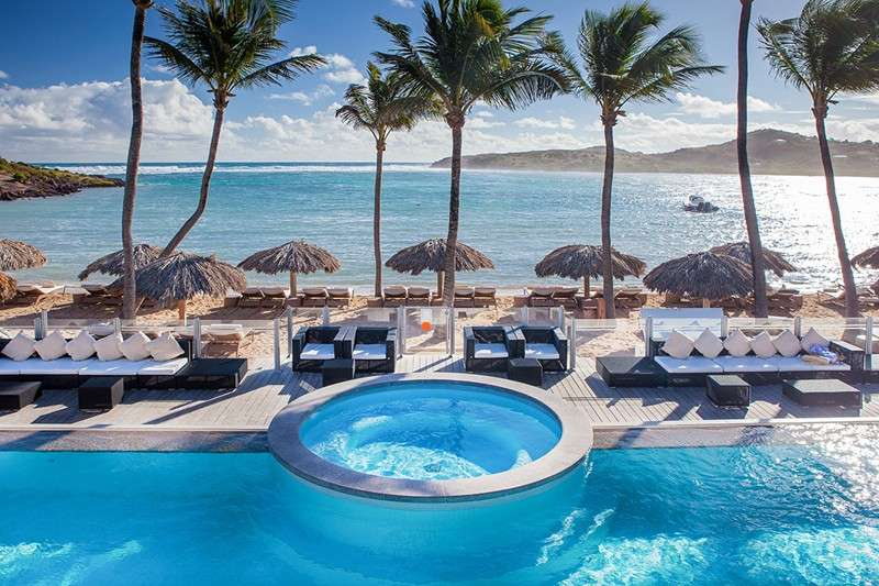 WIMCO Villas, St. Barts Luxury Hotel, Hotel Guanahani & Spa, Book a Hotel room now with WIMCO Villas.