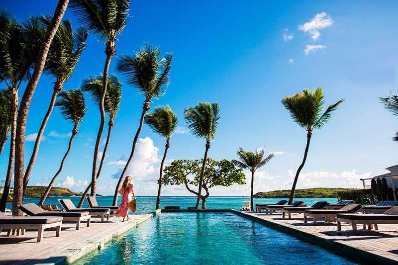 WIMCO Villas, St. Barts Luxury Hotel, Le Sereno, Book a Hotel room now with WIMCO Villas.