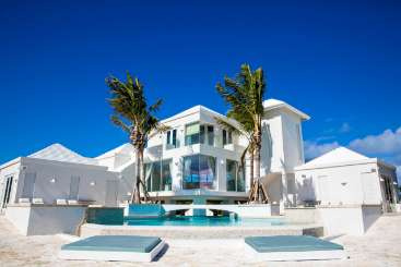 Turks & Caicos Turks and Caicos Incredible Pool at VillaPearl West at The Pearls